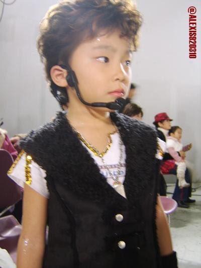 ディノの子供の頃